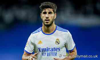 Arsenal 'had £34m bid REJECTED for Real Madrid's Marco Asensio in the summer'