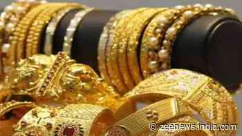 Gold Price Today, 28 September: Gold available at Rs 46,280 per 10 gm, check rates in your city