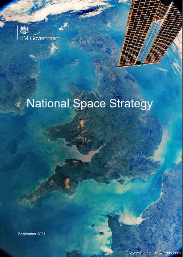 UK government publishes first National Space Strategy