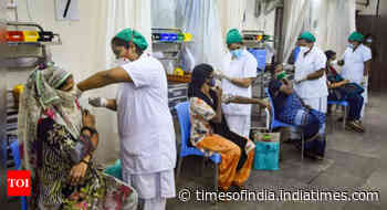 Coronavirus live updates: UP government allows holding wedding ceremonies, other events at open spaces - Times of India