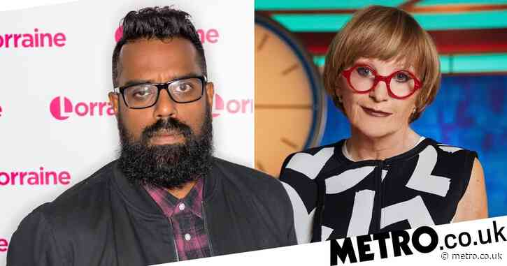 Romesh Ranganathan won't be as brutal as Anne Robinson on The Weakest Link
