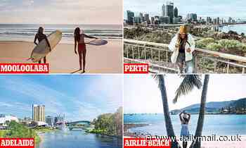 The top ten holiday destinations Aussies hoping to travel to once the vaccination targets reached