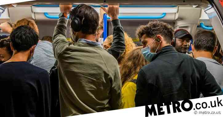 Tubes and trains packed with people as petrol pumps run dry