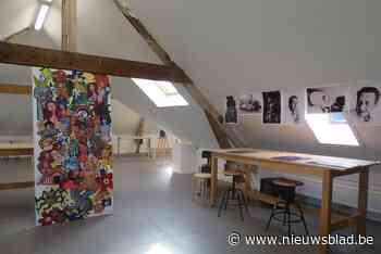 Kunst 'n chill in nieuwe workshopruimte