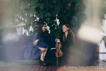 ClaverDuo legt link tussen de viool en de hersenen van Einstein