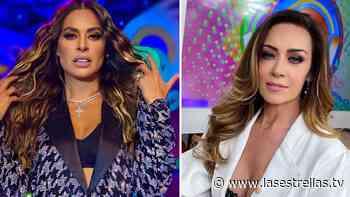 Galilea Montijo y Anette Michel sorprenden al aparecer juntas por primera vez en Hoy - Las Estrellas TV