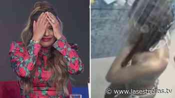 Galilea Montijo pega un grito al ver las reveladoras imágenes que protagonizó en Big Brother VIP - Las Estrellas TV