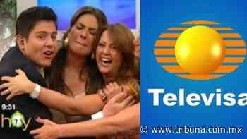 Adiós TV Azteca: Tras pleito con Galilea Montijo y sin exclusividad en Televisa, actor vuelve a 'Hoy' - TRIBUNA