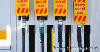 Some petrol stations 'cashing in on a crisis' by inflating pump prices as high as 208p a litre