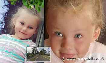 Mother of girl, 4, who ran into oncoming traffic in Claremont, Tasmania, will decorate her coffin