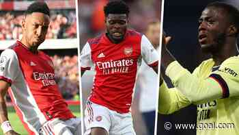 Fan View: Partey, Aubameyang or Pepe - Who is Arsenal's most important African player?