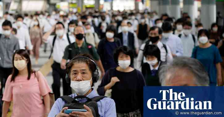 Japan to end state of emergency as Covid cases plummet