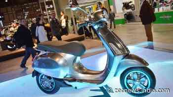 Make In India: Piaggio India arm sets up first electric vehicle showroom in Chennai
