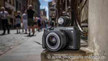 Canon EOS R mit APS-C-Sensor soll 2022 erscheinen - Photografix Magazin