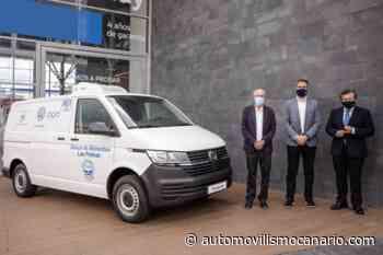 Una Volkswagen Transporter Furgón para el Banco de Alimentos de Las Palmas - AutomovilismoCanario.com
