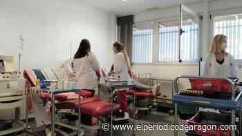 El Banco de Sangre y Tejidos de Aragón culmina la recepción de fondos europeos para la donación de plasma - El Periódico de Aragón