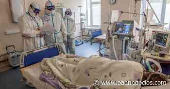 Los contagios de coronavirus en Ucrania se duplican hasta 6.552 en el último día - Bae Negocios
