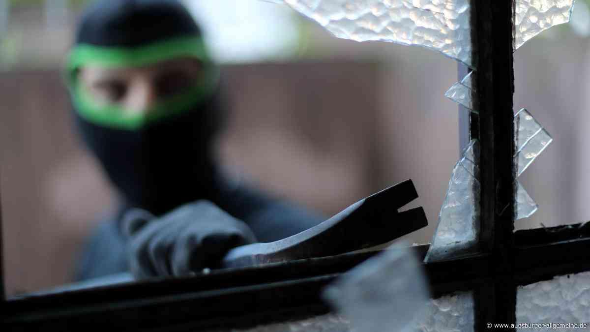 Nach Einbrüchen in Kaufering: Polizei ermittelt Verdächtigen