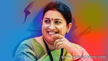 Need to build a new India on the basis of women-led development: Smriti Irani