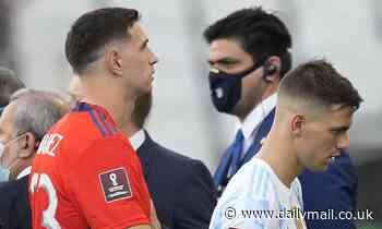 Argentina call up Premier League trio Emi Martinez, Giovani Lo Celso and Cristian Romero AGAIN