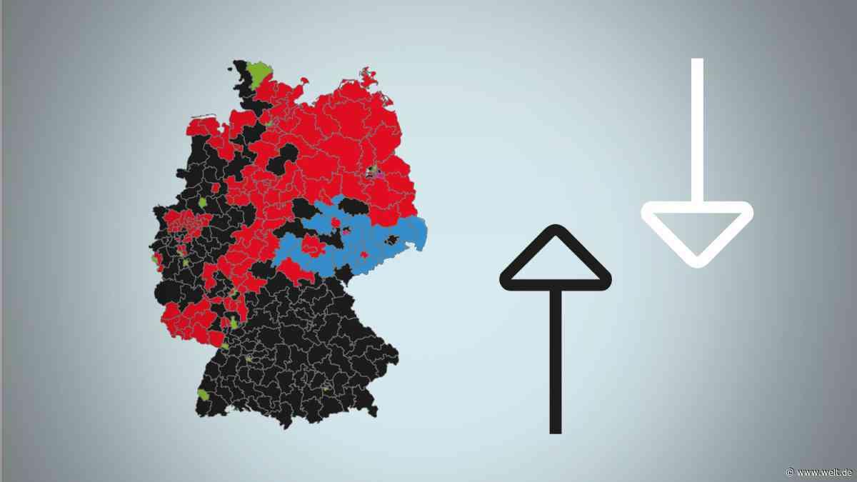 Starnberg – Landsberg am Lech: Wahlergebnis & Sieger von Wahlkreis 224 - Bundestagswahl 2021 - DIE WELT