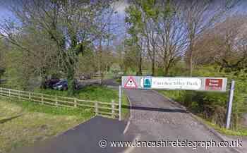 Cuerden Valley Park: Vandals sawed bollards to avoid parking costs