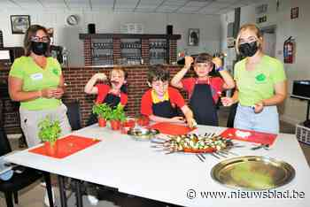 Kinderen in de ban van Jeroen Meus met de steun van Gezinsbond