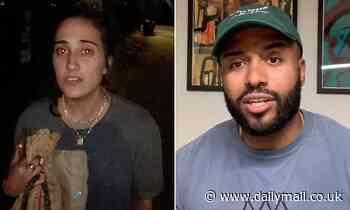 White woman apologizes but denies 'racial undertones' in dog park confrontation