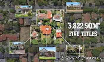 How a Melbourne family built an $11million property empire