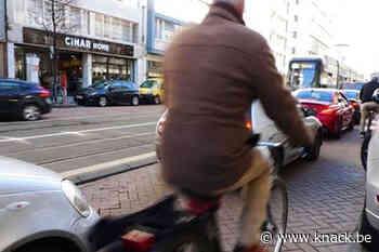 Drukke Turnhoutsebaan in Antwerpen wordt fietsstraat