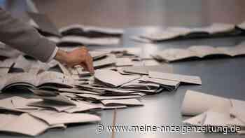 Bundestagswahl 2021: In diesem Wahlkreis kam die CDU über 30 Prozent