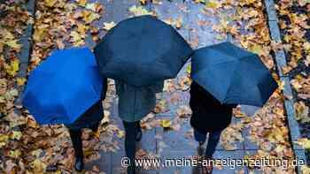 Wetter: Kaltluftfront zieht nach Deutschland und bringt uns den Herbst