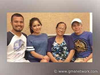 Celebrities express sympathy over death of Yeng Constantino's mom, offer prayers to family - GMA Network