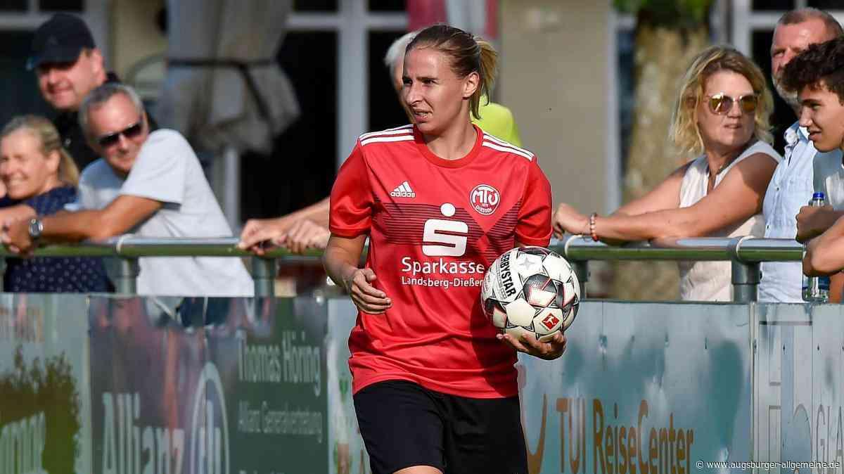 Landesliga: Pech für die Fußballerinnen des MTV-Dießen