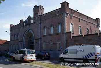 Opstand in Gentse gevangenis: gedetineerden willen niet terug naar hun cel, zwaarbewapende agenten ter plaatse