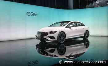 Mercedes-Benz se alía para fabricar baterías de carros eléctricos - El Espectador