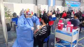 En San Luis y Villa Mercedes citaron a más de 5.000 personas para completar esquemas y recibir primeras dosis de la vacuna contra el COVID-19 - Agencia de Noticias San Luis