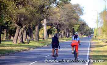 A pedalear: harán bicisendas en tres sectores de Villa Mercedes - El Diario de la República