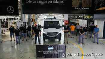 Mercedes-Benz producirá un nuevo motor en Argentina - Parabrisas