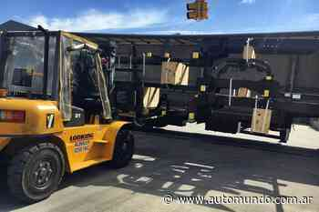 Mercedes-Benz de Argentina exportó componentes de buses a Brasil - Automundo