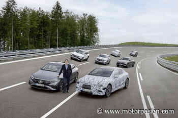 Mercedes-Benz se alía con Stellantis para asegurarse el suministro de baterías y formar un frente común... - Motorpasión