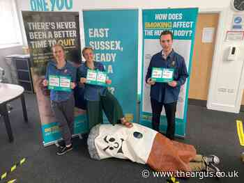One You East Sussex offering people quit smoking support