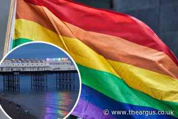 Brighton a 'dream gaycation destination', study finds