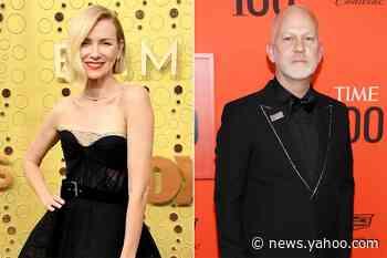Naomi Watts teases her return to horror in 'freaky' Ryan Murphy Watcher series - Yahoo Entertainment
