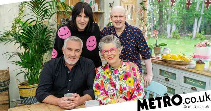 Channel 4 crashes yet again just hours before Great British Bake Off episode 2