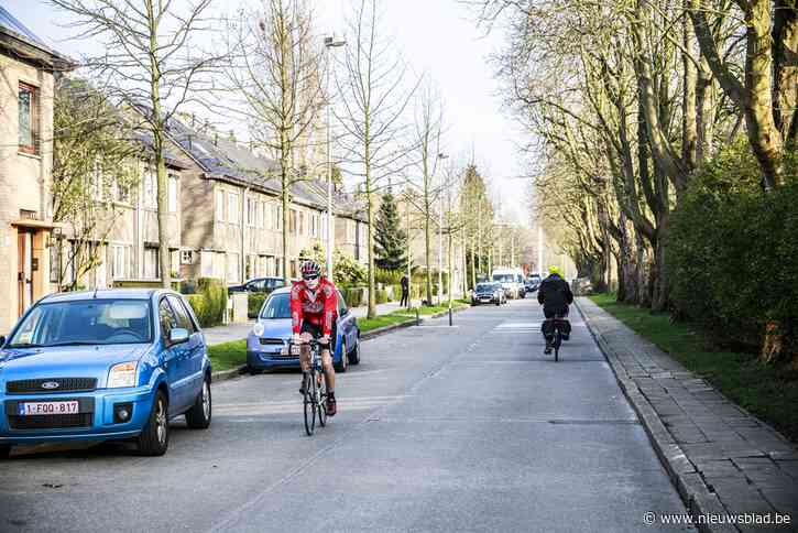 Concept voor fietsostrade en buurtpark langs Saffierstraat is klaar