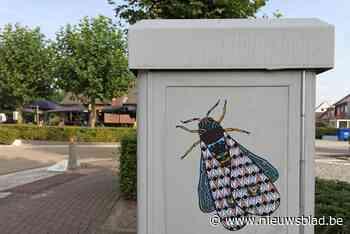 Beestige street art duikt overal op