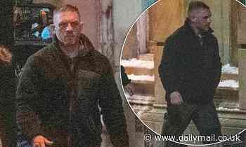 Havoc FIRST LOOK: Tom Hardy delves into the criminal underworld to film Netflix thriller in Cardiff