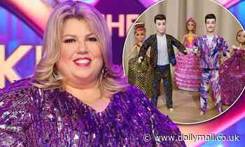 The Masked Singer's Urzila Carlson unveils her mother's 'incredible' dolls