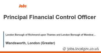 Principal Financial Control Officer job with London Borough of Richmond upon Thames and London Borough of Wandsworth | 155543 - LocalGov
